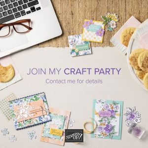 Stampin' Up! Promotion. Spend £200 and earn an extra £20 FREE spend
