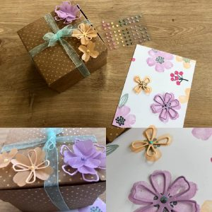 You Can Create it Papercraft Kit inspiration samples