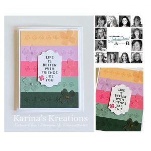 You Can Create it Papercraft kit inspiration