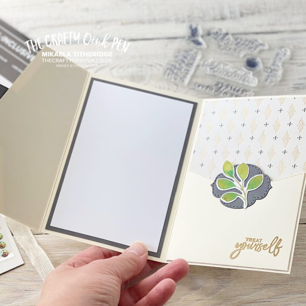 Simply Elegant Fancy Fold Money Wallet and Gift Card ideal for a Wedding AWOW Blog Hop