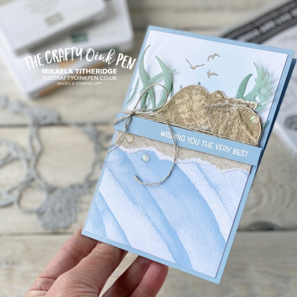 What do you Sea? Blog Hop using Friends are like Seashells stepped up