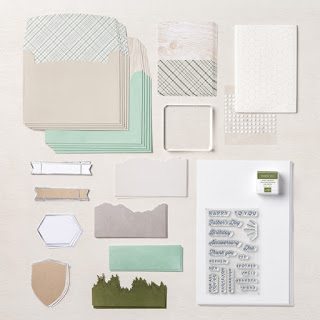 Stampin' Up! For the Guys card Kit elements available to buy HERE