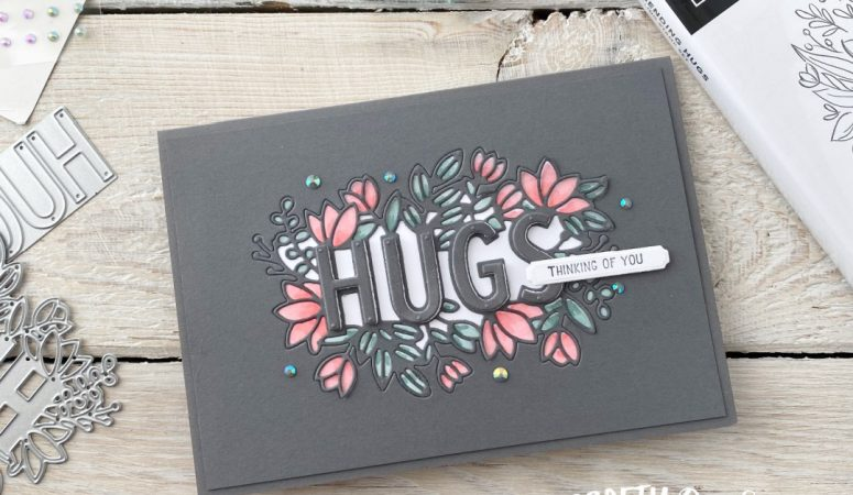 Stampin' Fancy Friday – In-Color Challenge
