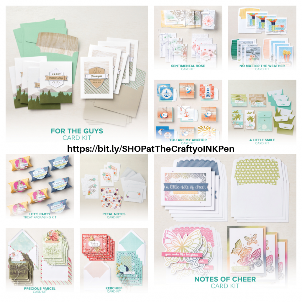 Kit Collection available from Stampin' Up! now