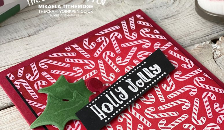 Stamping INKSpirations – Christmas in July