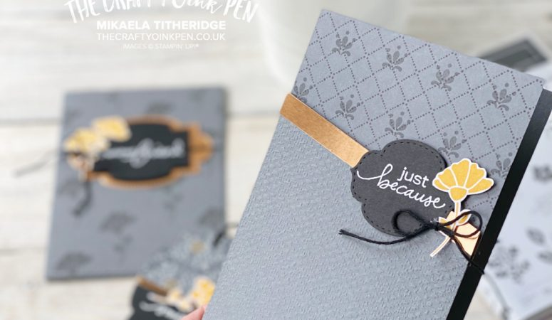 You Can Create it with Stampin' Up!'s Elegant Papers
