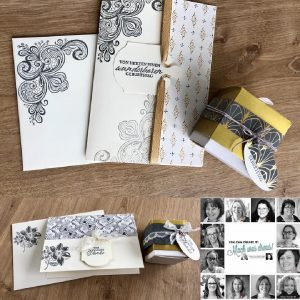 YCCI Quarterly Papercraft Kit project by Fanny