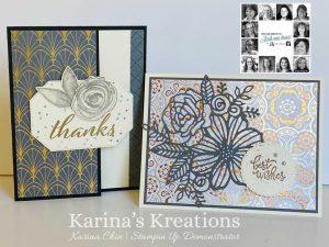YCCI Quarterly Papercraft kit project by Karina