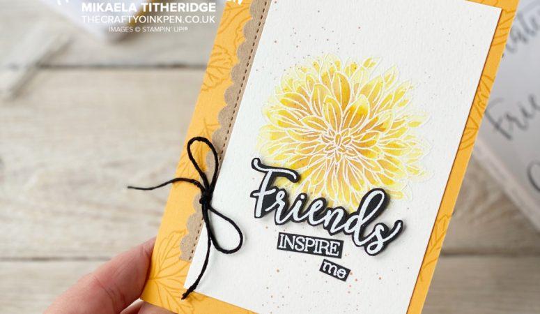 Stampin' Creative – Friendships