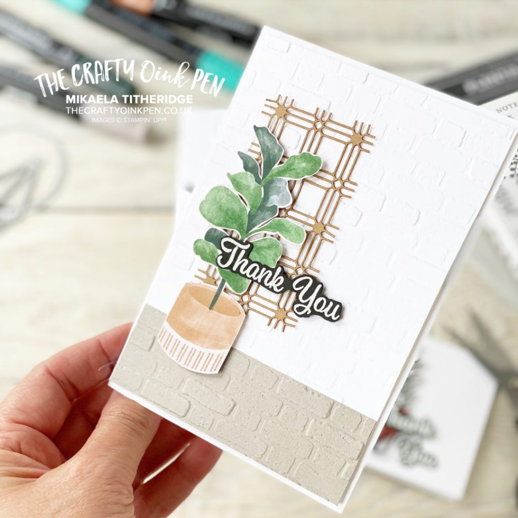YCCI You Can Create it with The Crafty oINK Pen and Bloom Where You're Planted