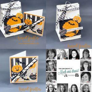 YCCI Design Team Project using Cute Halloween